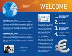 european union brochure template design and layout download now
