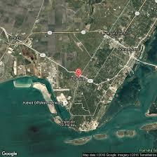 Texas Beaches Map Ingleside Texas Rv Camping Usa Today