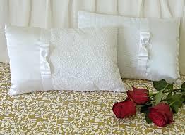 wedding kneeling pillows set of 2 wedding kneeling pillow ceremony prayer pillow ivory or