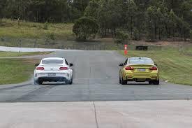 nissan gtr vs bmw m4 bmw m4 competition v mercedes amg c63 s coupe track comparison