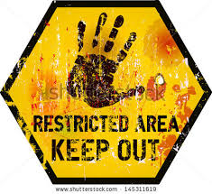 keep out signs search bm signs silhouettes