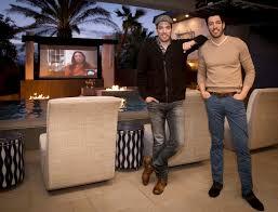 Propertybrothers The Property Brothers Talk Sundays At Home Landscape Advice U2013 Las