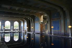 the indoor pool of hearst castle essential the gilded age