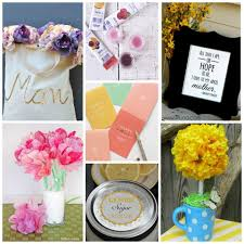 Cute Homemade Mothers Day Gifts by 55 Amazing Mother U0027s Day Diy Gifts That Every Mom Will Love To Receive