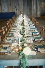 Wedding Reception Table Settings Wedding Table Ideas 40 Stunning Woodland Forest Reception Table