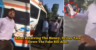 Ambulance Driver Meme - ambulance driver demanding 2500 for carrying a dead body and it s