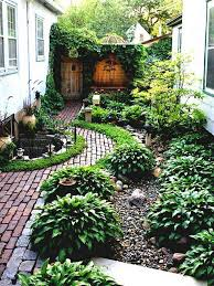 fabulous simple landscaping ideas cheap no grass garden and patio