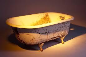 Yellow Bathtub How To Convert A Bathtub Into A Fish Pond Hunker