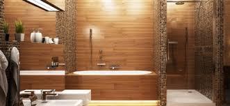 chambre de bain d馗oration salle de bain lambris bois salle de bain design rangement et déco