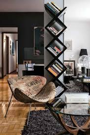 circular metal bookcase ideas