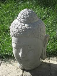asian garden statues japanese zen garden monk buddha cement