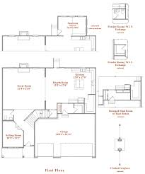 ellington floor plan denali ii at ellington village westport homes