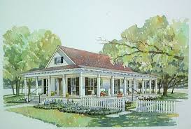 What Is A Rambler Style Home Top 25 House Plans Coastal Living