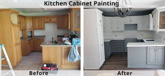 painting kitchen cabinets professional kitchen cabinet painting from contractor in