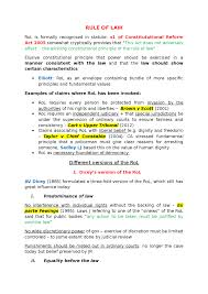 constitutional law notes oxbridge notes the united kingdom