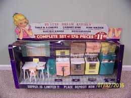 rare 1960 s deluxe reading barbie dream kitchen store display 1 rare 1960 s deluxe reading barbie dream kitchen store display 1 of a kind