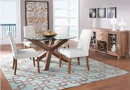 rooms to go dining sets shop for a cutler bay 5 pc dining room at rooms to go find dining