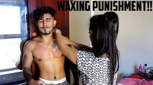 black boy hair punishment waxing body hair as punishment youtube