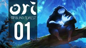 Ori And The Blind Forest Ori And The Blind Forest Gameplay Part 1 Beautiful Let U0027s Play
