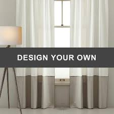 Design Your Own Curtains Curtains Online Custom Made Curtains Ready Made Curtains