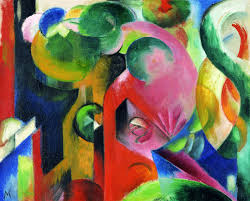 a rush of color review exhibitions leopold museum