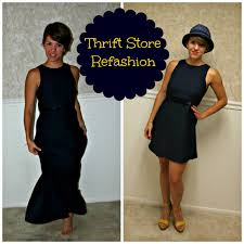 thrift store refashion thrift store refashion refashioning and