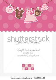 baby shower for girl baby shower girl stock images royalty free images vectors