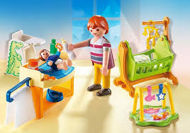 chambre bébé playmobil chambre de bébé 5304 playmobil