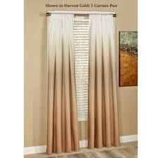Ombre Sheer Curtains Shades Ombre Curtains 1 2 Mini Blinds Inch Faux Wood Aluminum 3