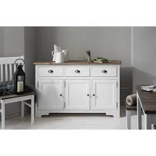 White Sideboard With Glass Doors by Canterbury Dresser Cabinet With Glass Door In White Noa U0026 Nani