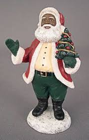 133 best american black santas and ornaments images on