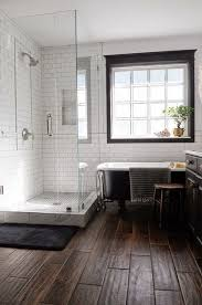 wood tile bathroom flooring 18 ideas luxurious porcelain