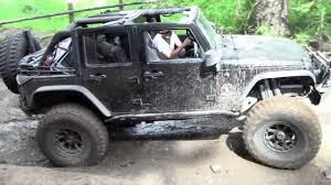 rescue green jeep rubicon forrest lake trail jeep rubicon unlimited offroad youtube