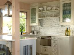 enchanting kitchen cabinet with glass doors and rack 9622