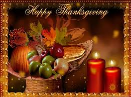 happy thanksgiving everyone my