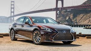 lexus chrome 2018 lexus ls review caradvice road and tracks