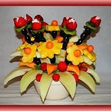 edible fruit flowers edible fruit bouquet greengrocers way croydon london