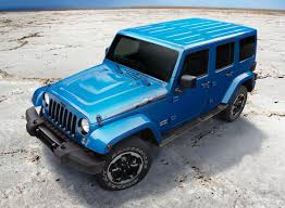 hydro blue jeep 2014 jeep wrangler polar edition frigid jeep to hit us dealers in