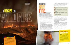 Wildfire Fighting Canada by Extreme Wildfire Takes Kids To The Front Lines Of Fire Fighting