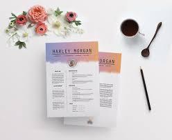 22 best resume template cv template cover letter letter head