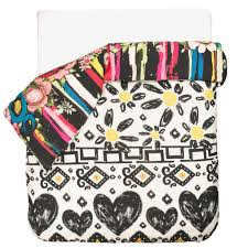 desigual lovely garden queen cover daniadown bed bath u0026 home