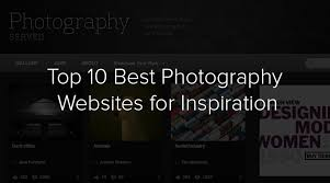 photographers websites top 10 best photography websites for inspiration filtergrade