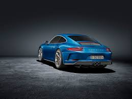 porsche new model new porsche 911 gt3 model with manual transmission now also
