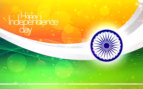 Green Day Flag Indian Independence Day Animated Wallpaper Free Download Clip