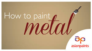 what of paint do you use on metal cabinets how to paint metal