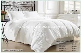 Duvets Pillows Maples Hotel Supplies