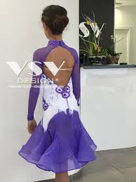philippa latin dress junior 1 vsv design