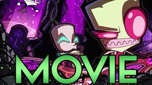 invader zim invader zim movie announced series creator returns to nickelodeon