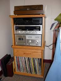 Upcycled Stereo Cabinet Diy Stereo Cabinet Diy Do It Your Self