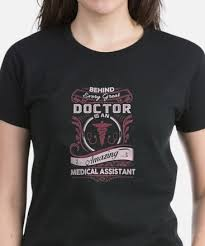 medical assistant t shirts cafepress
